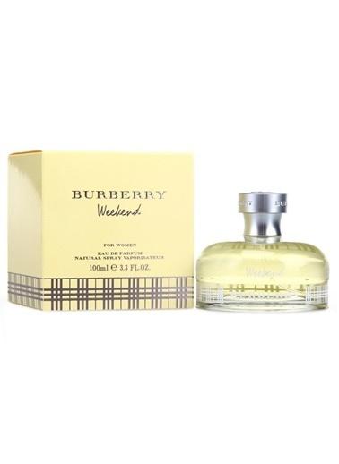 Burberry  Weekend Edp 100Ml Kadın Parfüm Renksiz